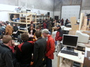 Our Open House Brought Big Crowds :)